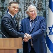 Prezydent Duda w Izraelu